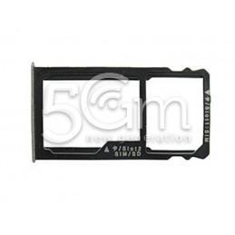 Supporto Sim card/SD Card Nero Huawei Mate S