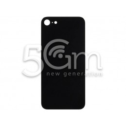 Iphone 4S Black Back Cover No Logo