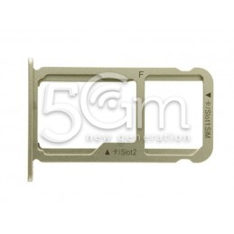 Sim card/SD Card Tray Holder Gold Honor 8