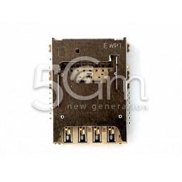 Lettore Sim Card - Micro SD Asus ZenFone Selfie ZD551KL Z00UD