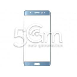 Vetro Light-Blue Samsung SM-N930 Note 7 No Logo