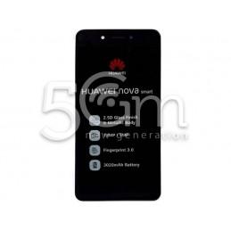 Display Touch Black + Frame Huawei Nova Smart