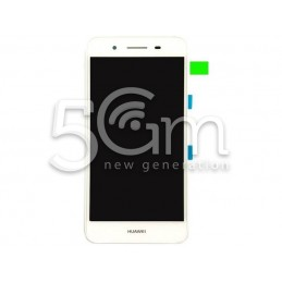 Display Touch Nero + Frame Huawei P8 Lite Smart