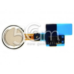 LG G5 H850 Gold Finger Print Joystick Flex Cable