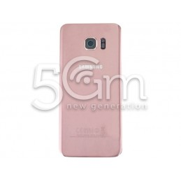 Back Cover Pink-Gold Samsung SM-G935 S7 Edge Ori
