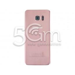Retro Cover Pink-Gold Samsung SM-G935 S7 Edge Ori