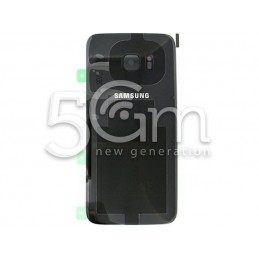 Samsung SM-G935 S7 Edge Black Back Cover
