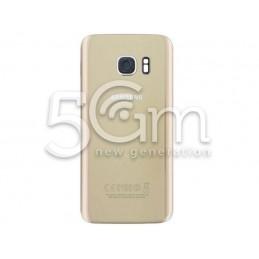 Retro Cover Gold Samsung SM-G935 S7 Edge Ori