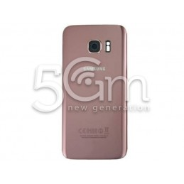 Retro Cover Pink Gold Samsung SM-930 S7
