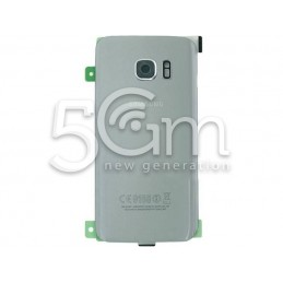 Retro Cover Silver Samsung SM-G930 S7