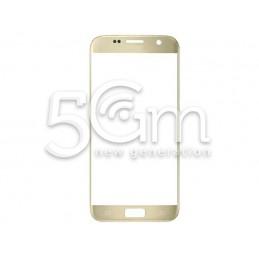 Vetro Gold Samsung SM-G930 S7 No Logo