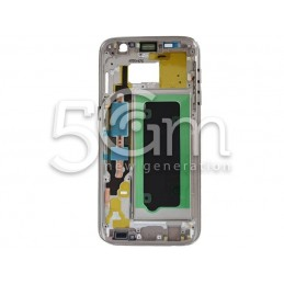 Middle Frame Gold Samsung SM-G930 S7