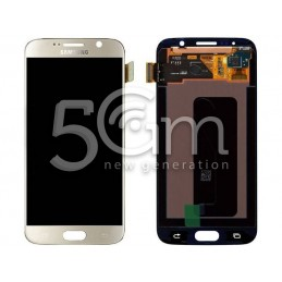 Samsung G920 S6 Gold Touch Display