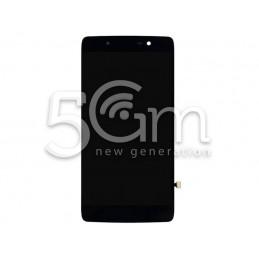 Lcd Touch Black BlackBerry Dtek50