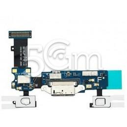 Connettore Di Ricarica Flat Cable Samsung SM-G900F Ori