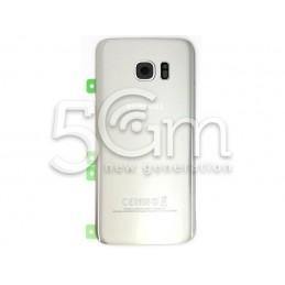 Retro Cover Silver Samsung SM-G935 S7 Edge Ori