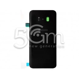 Retro Cover Black Samsung SM-G955 S8 Edge