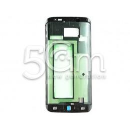 Samsung G925 S6 Black LCD Frame