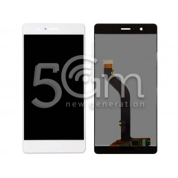 Display Touch Bianco P9 Lite