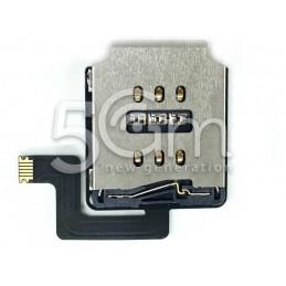 Lettore Sim Card Flat Cable iPad Air 2