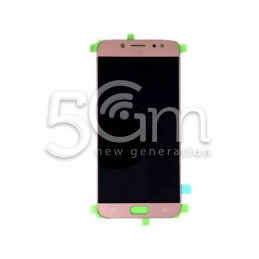 Display Touch Pink Samsung SM-J730