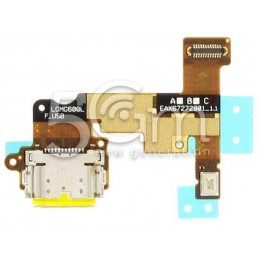 Connettore Di Ricarica Flat Cable LG G6 H870