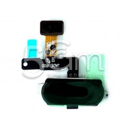 Home Button Flat Cable Nero Samsung SM-J530