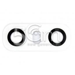 Vetrino Fotocamera Bianco LG H870 G6