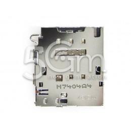 Sim Card Reader Samsung SM-J330 - SM-J530 - SM-J730