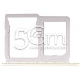 Sim Card/SD Card Tray Gold LG G5 H850