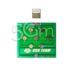 Easy Tester Connettore Di Ricarica iPhone 5 - 5C- SE -5S - 6 -6P - 6S - 6S P - 7 - 7P - X