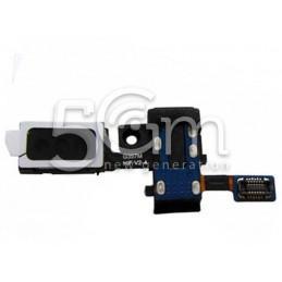 Altoparlante + Jack Audio Nero Flat Cable Samsung SM-G357F