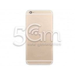 Cover Completa Gold Iphone 6 No Logo