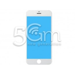 Vetro Bianco + Frame Ultra Resistente iPhone 6S