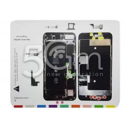 Mechanic Magnetic Screw Mat iPhone 7 Plus