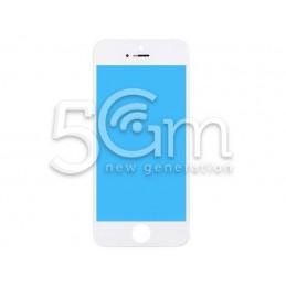Vetro Bianco + Frame Ultra Resistente IPhone 5