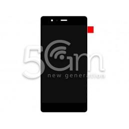 Display Touch Nero Huawei P9 Funzione 3D Attivo