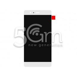 Display Touch Bianco Huawei P9 Funzione 3D Attivo