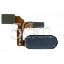 Tasto Home Grigio Flat Cable Honor 9