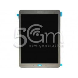 Display Touch Gold Samsung SM-T810 - SM-T815