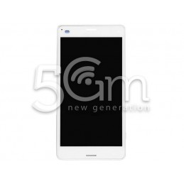 Display Touch Bianco + Frame Xperia Z3 Compac