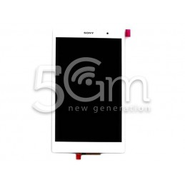 Xperia Z3 Compact Tablet SGP621 - SGP611 White Touch Display