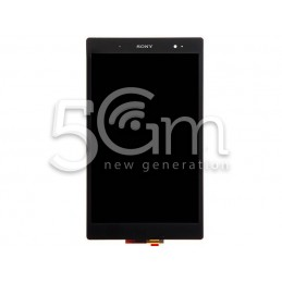 Z3 Compact Tablet SGP611 - SGP621 Black Touch Display