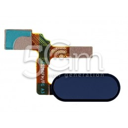 Tasto Home Blu Flat Cable Honor 9