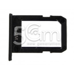 Sim Card Holder Black Samsung SM-T815