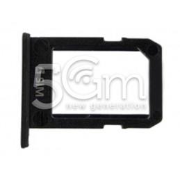 Supporto SIm Card Nero Samsung SM-T815