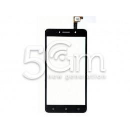 Touch Screen Black Alcatel OT-8050D A2 XL