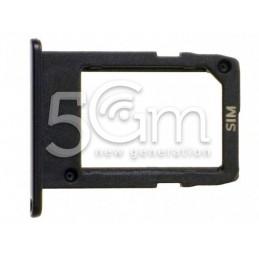 Sim Card Tray Black Samsung SM-J530