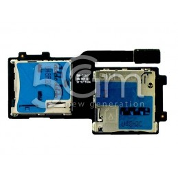 Lettore Sim Card Flat Cable Completo Samsung SM-G386F