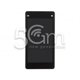 Display Touch Nero + Frame Xperia Z1 Mini Compact